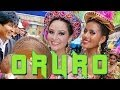 Carnaval de Oruro 2013, Caporales San Simon, Morenada Central, Diablada, Tobas, Banda Poopo