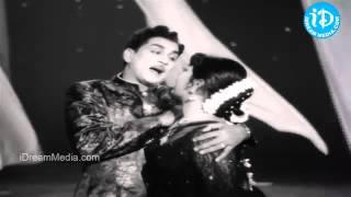 Eenaati Ee Bandhamenatido Song - Mooga Manasulu Movie Songs - Nageshwar Rao - Savitri - Jamuna