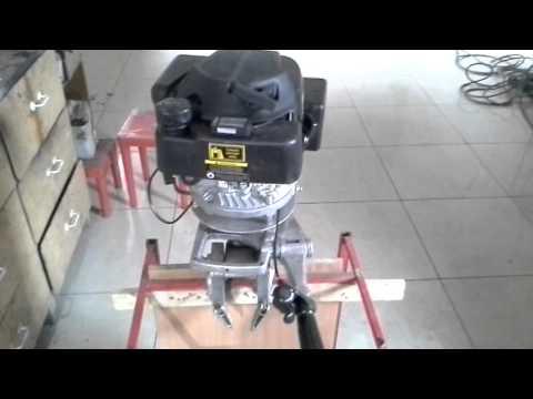 лодочный мотор гибрид ютуб