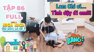 Gia đình là số 1 Phần 2 | Tập 86 Full: Lam Chi 'Bất Tỉnh Nhân Sự' vì trêu ghẹo anh Hai Trạng Nguyên
