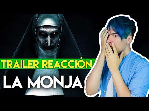 LA MONJA (THE NUN) | TRAILER REACCIÓN | Román
