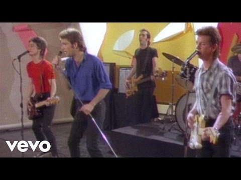 Workin' for a Livin (Song) by Huey Lewis and the News