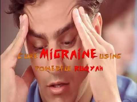 Quran Verse: Ruqyah to Heal Migraine