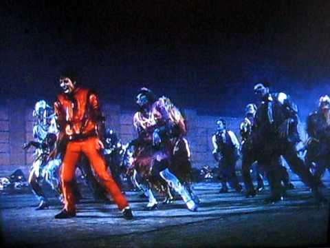 Michael Jackson Thriller (Coreografía con zombies)