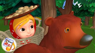 Маша и медведь. Музыкальная сказка