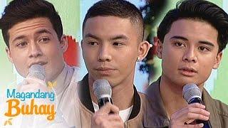 Video Magandang Buhay: Tony, Russell, & James' family problems MP3, 3GP, MP4, WEBM, AVI, FLV Desember 2018