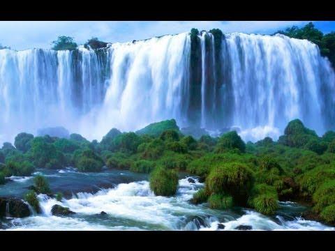 عجیب ترین آبشارهای جهان!