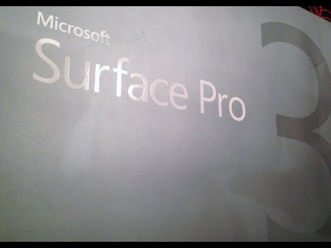Microsoft Surface Pro 3, Core i5, 256GB Review