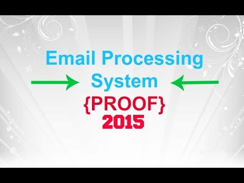 Proof Email Processing Works