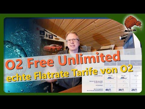 Neue O2-Tarife mit echter Flatrate und Speed-Limit
