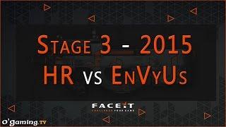HellRaisers vs EnVyUs - FACEIT League 2015 Stage 3 - Europe League - Week 2 - 30/09/15