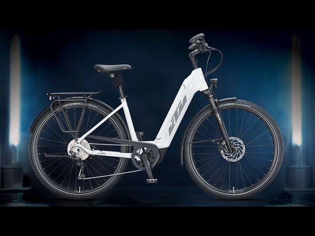 Городской электровелосипед KTM Macina Tour CX 610 2021 года