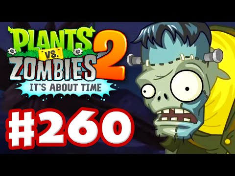 'It's - Thanks for every Like and Favorite! They really help! This is Part 260 of the Plants vs Zombies 2: It's About Time Gameplay Walkthrough for the iPad! It includes gameplay of the new Halloween...