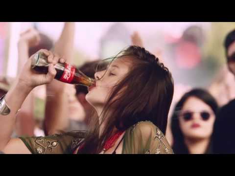 Iklan Coca-Cola - Eyes Closed (2017)