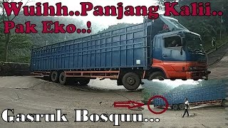 Video TRUCK FUSO LONG SASIS KESULITAN NANJAK DI SITINJAU LAUIK. MP3, 3GP, MP4, WEBM, AVI, FLV Februari 2019