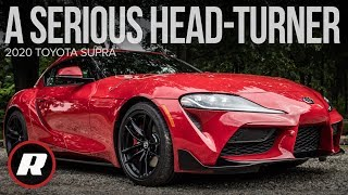 2020 Toyota Supra Review: A good sports car, period. by Roadshow