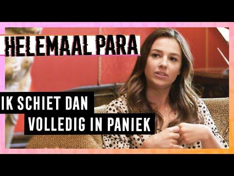 NINA WARINK 'ZIET 'S NACHTS MENSEN IN HUIS' ● HELEMAAL PARA