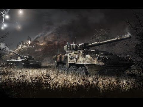 Официальный трейлер игры Armored Warfare