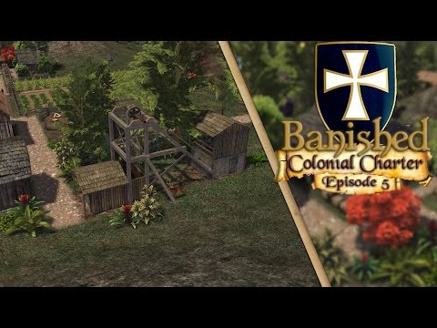 Banished: CC | Episode 5 | The Copper Mine