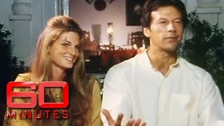 Mr and Mrs Khan (1995) - Imran and Jemima's first interview since marriage | 60 Minutes Australia