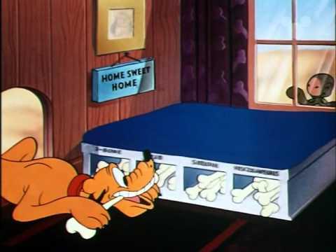Pluto 1947 Pluto's Housewarming
