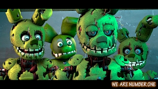Video We Are Number One but it's Springtrap model [FNAF SFM] MP3, 3GP, MP4, WEBM, AVI, FLV Desember 2017