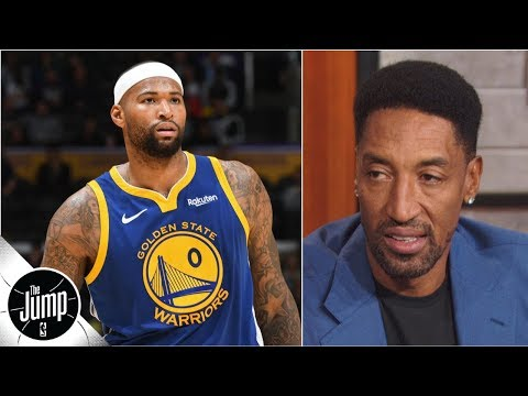 Video: Boogie Cousins' game is 'impeccable' except for conditioning - Scottie Pippen | The Jump