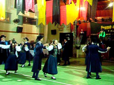 Deutsches Fest - Grupo de Danças de Dr. Maurício Cardoso.AVI