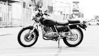9. TU250x suzuki motorcycle, New York to New Jersey