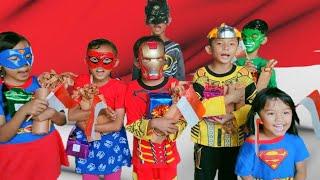 Video Aksi Superhero Lucu dan Little Princess Rara ikutan Lomba [] Dapat Hadiah Mainan Anak Anak MP3, 3GP, MP4, WEBM, AVI, FLV Agustus 2019