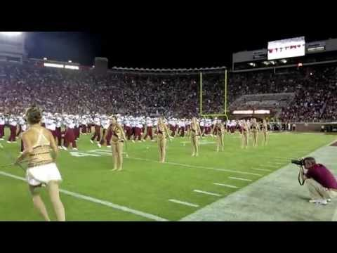 The FSU Marching Chiefs don't just take on Beyonce's
