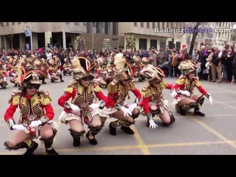 Desfile de Comparsas (Vídeo 1/5)