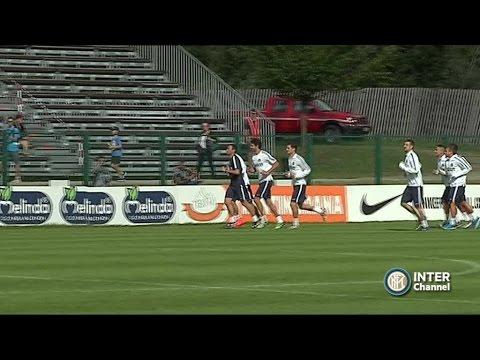 Trening FC Inter (video)