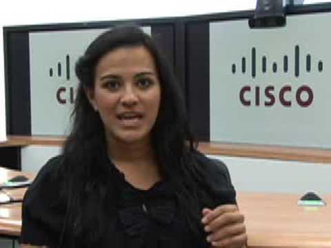 Cisco Executive Communications Internship