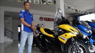 Video Yamaha Aerox 155 VVA Tipe R MP3, 3GP, MP4, WEBM, AVI, FLV Juni 2019