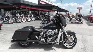 8. 664925 - 2010 Harley Davidson Street Glide FLHX - Used motorcycles for sale