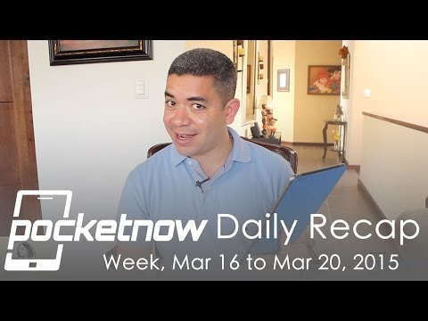 Apple Watch thoughts, New Moto 360, Tag Heuer comments & more – Pocketnow Daily Recap