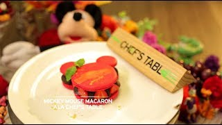 Video Chef's Table - Mickey Mouse Macaron MP3, 3GP, MP4, WEBM, AVI, FLV Desember 2018