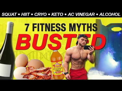 2 Week Diet - 7 Fitness Myths Completely Busted With Science