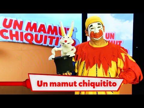 Un Mamut Chiquitito | Piñón Fijo | Canciones infantiles HD