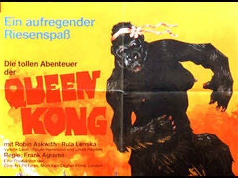 Queen Kong (1976) - Movie Review