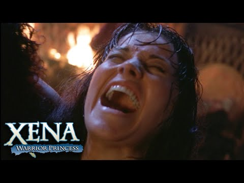 Xena Goes Into Labour | Xena: Warrior Princess