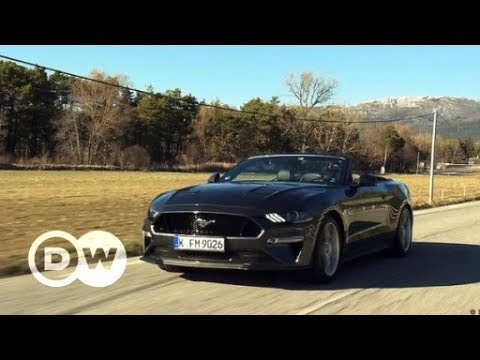 Ford Mustang Cabriolet - Kraftvoller Sportwagen | DW  ...