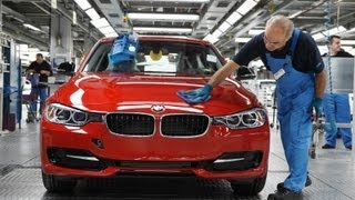 2014 BMW 3 Series Production Munich Plant Full HD Part 1