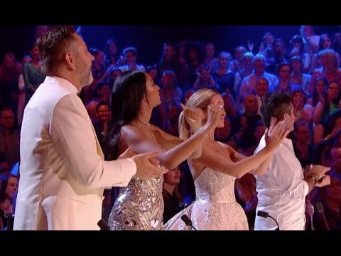 Golden Buzzer Comedian Makes Everyone LOL | Final | Britain's Got Talent 2017