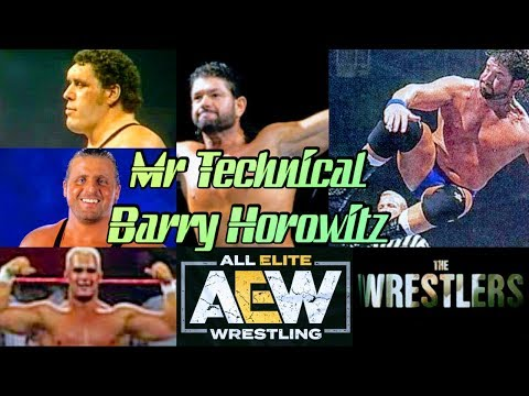 That Wrestling Podcast presents an exclusive interview with Mr. Technical Barry Horowitz