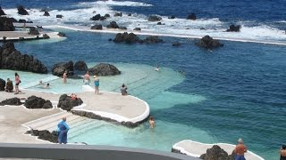 Madeira Island Portugal  city pictures gallery : Porto Moniz natural pools Madeira Island Portugal