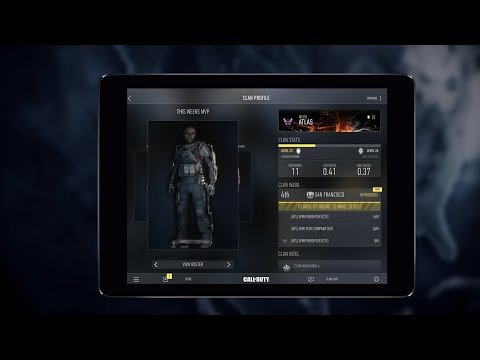 Duty - The Call of Duty: Advanced Warfare Companion App gives fans the amazing tools they need to create and manage their Clan, participate in Call of Duty Clan Wars, and for the first time, edit...