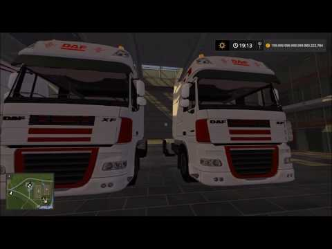 DAF XF IT Runner V1