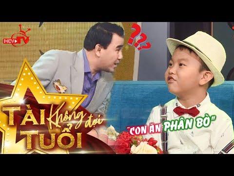 Giáo sư biết tuốt 5 tuổi Minh Khang làm tan chảy cộng đồng mạng với những câu nói cute tuyệt đỉnh
